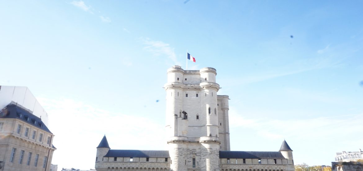 Vincennes Castle: Legendary since 12th century 1