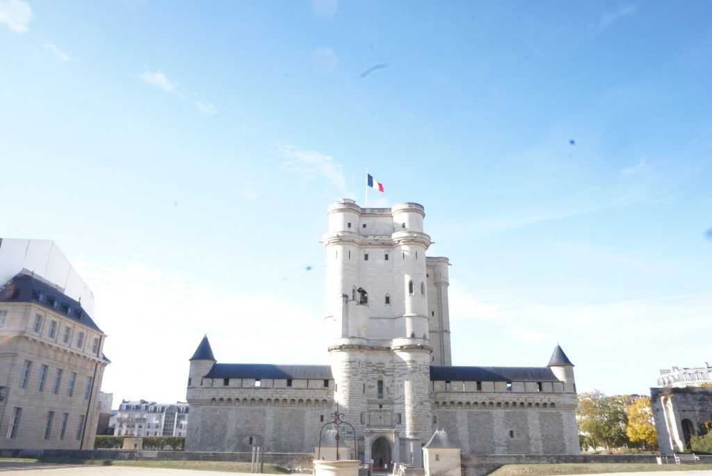 Vincennes Castle: Legendary since 12th century 2