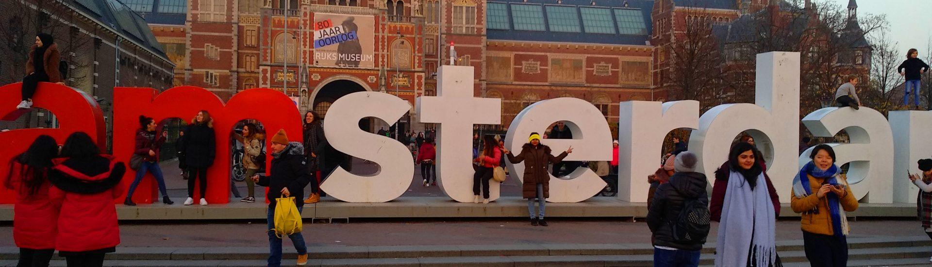 Amesterdam : Broader Perspective 1