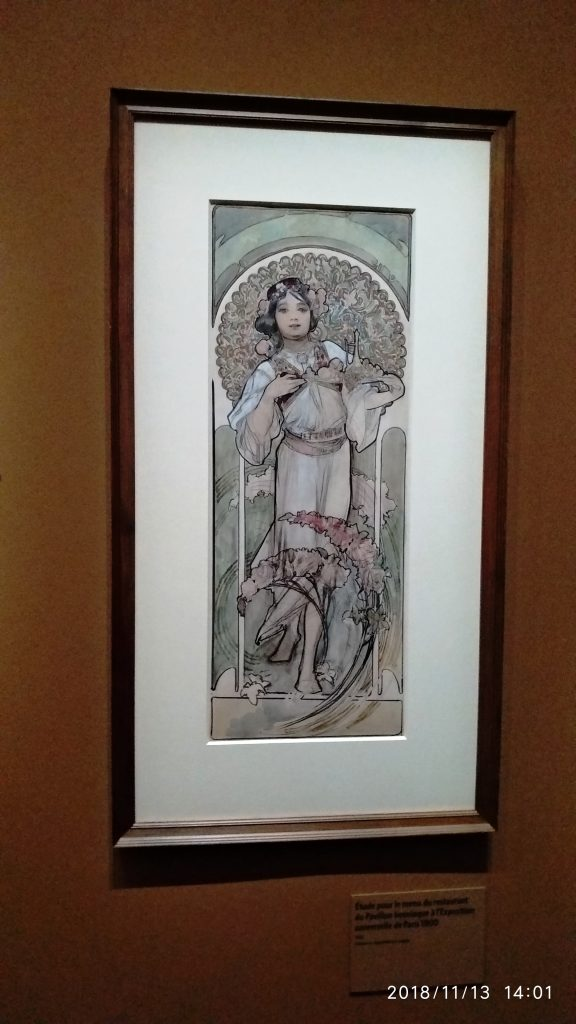Jaw Dropping Work of Alphonse Mucha from 1923 6
