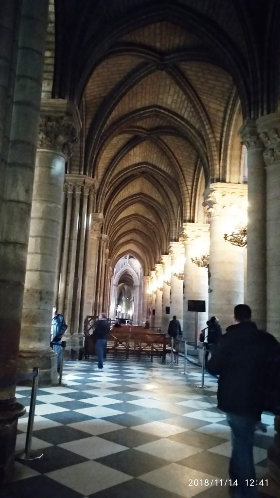 Unforgettable Notre-Dame of Paris Before 2019 Fire Incident 8