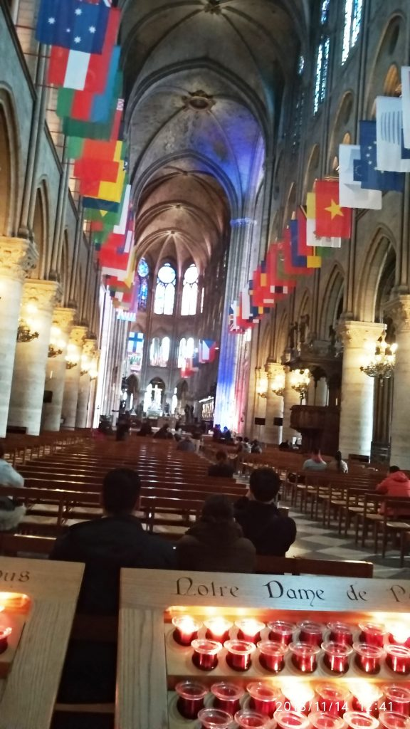 Unforgettable Notre-Dame of Paris Before 2019 Fire Incident 7