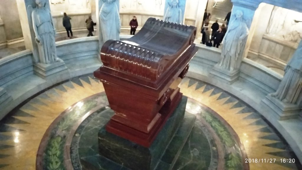 Museum of the Order of Liberation: Invalides-final resting place for Napoleon 14