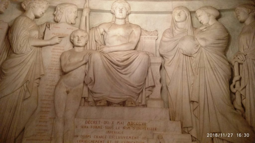 Museum of the Order of Liberation: Invalides-final resting place for Napoleon 15
