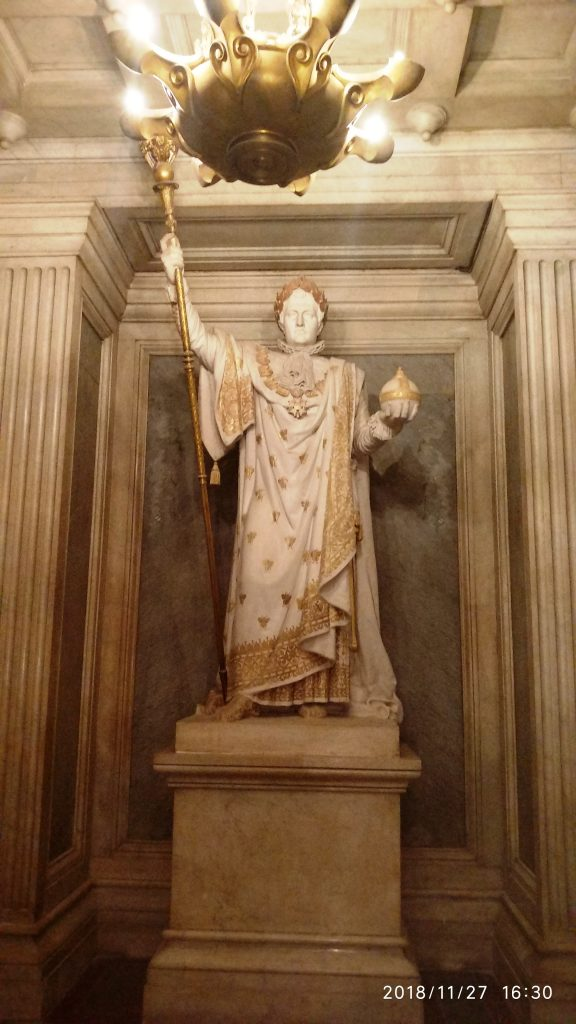Museum of the Order of Liberation: Invalides-final resting place for Napoleon 16