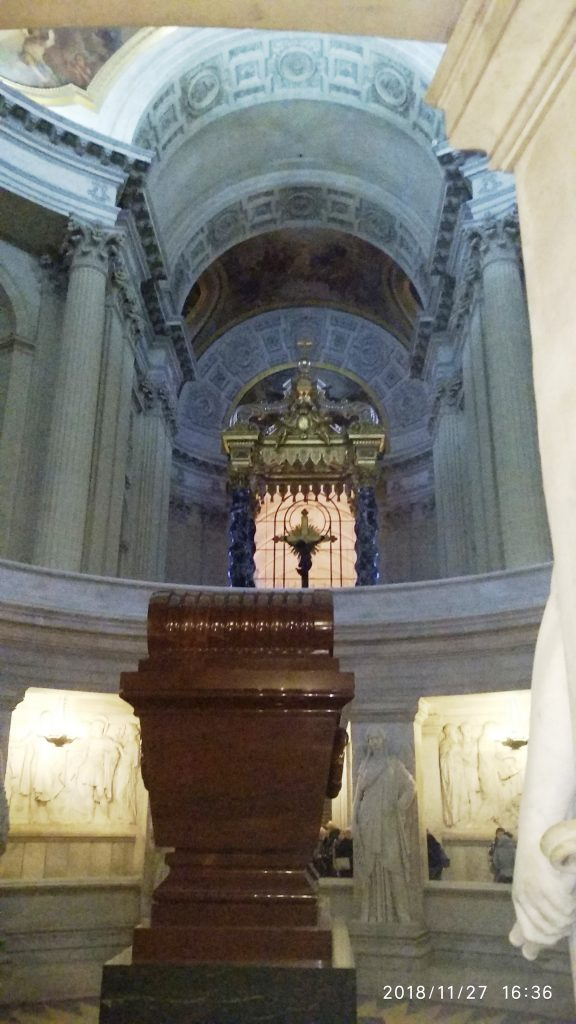 Museum of the Order of Liberation: Invalides-final resting place for Napoleon 18