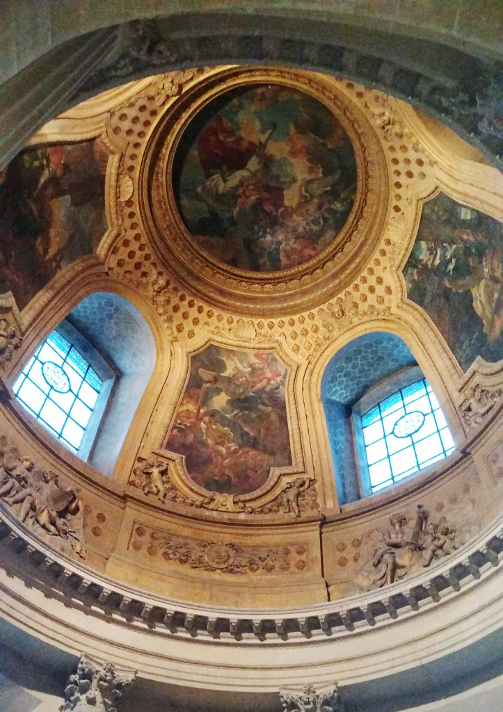 Museum of the Order of Liberation: Invalides-final resting place for Napoleon 12