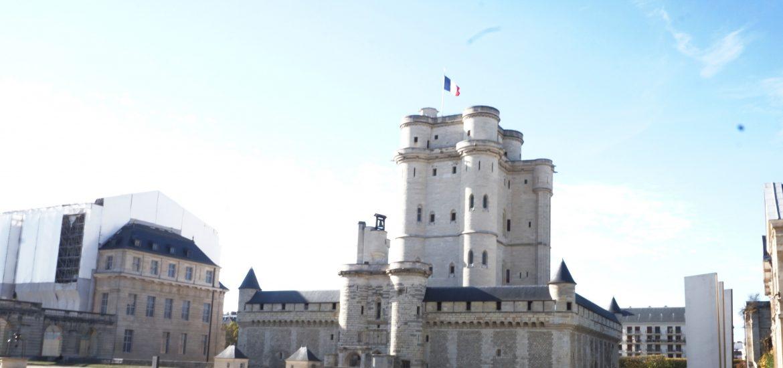 Paris : (City Of Reasoning )Part 1 1
