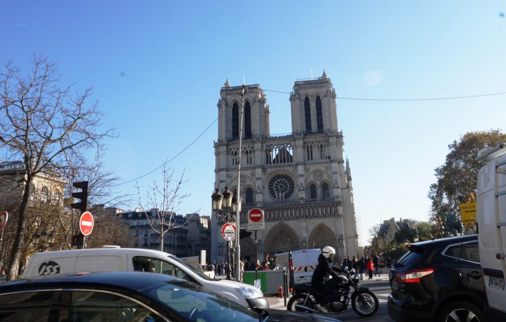 Unforgettable Notre-Dame of Paris Before 2019 Fire Incident 2