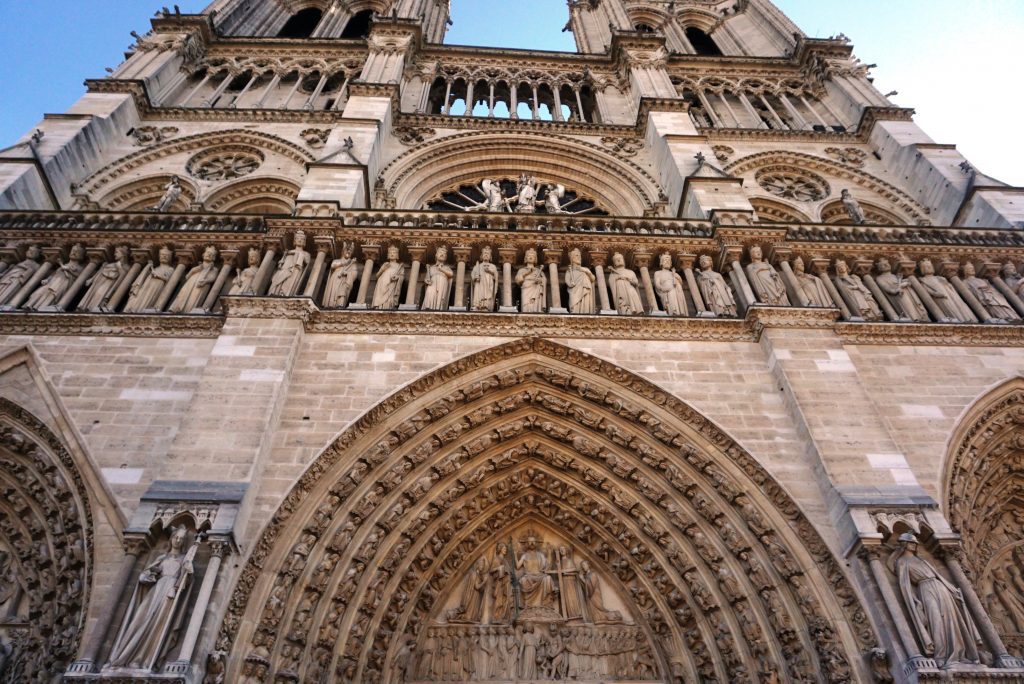 Unforgettable Notre-Dame of Paris Before 2019 Fire Incident 4