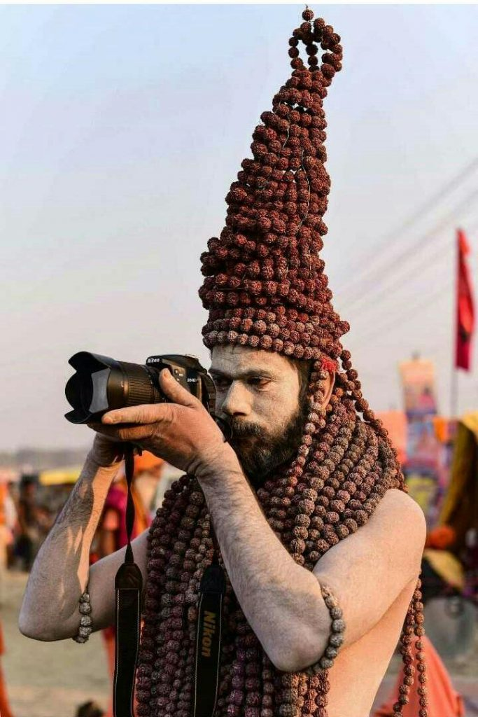 Kumbh Mela: The flow of humanity 10