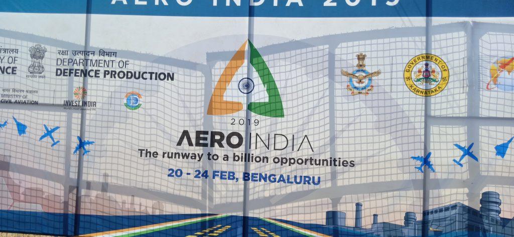 Aero India 2019: homage to Sahil 16