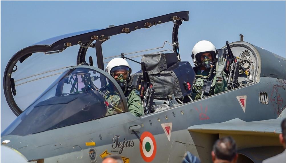 Aero India 2019: homage to Sahil 3