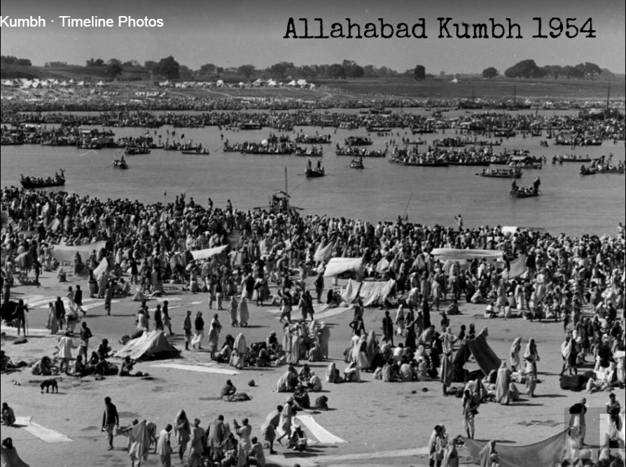 Kumbh Mela: The flow of humanity 11