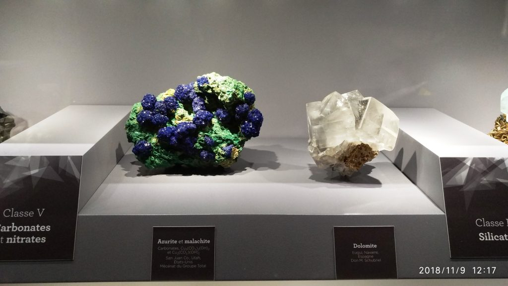 Minerals and Meteorites :connatural to cosmos 6