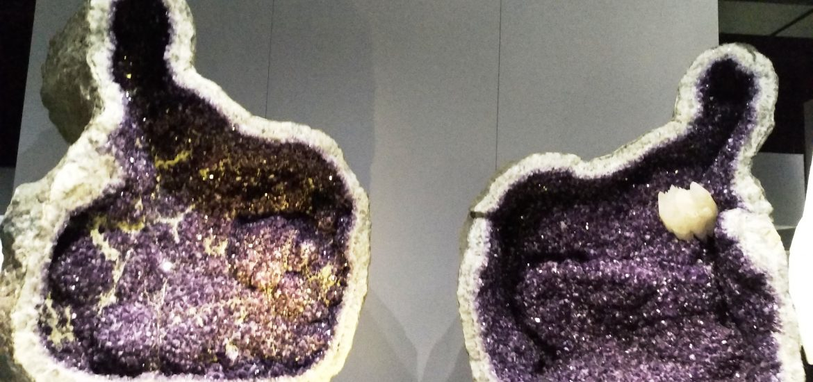 Minerals and Meteorites :connatural to cosmos 1