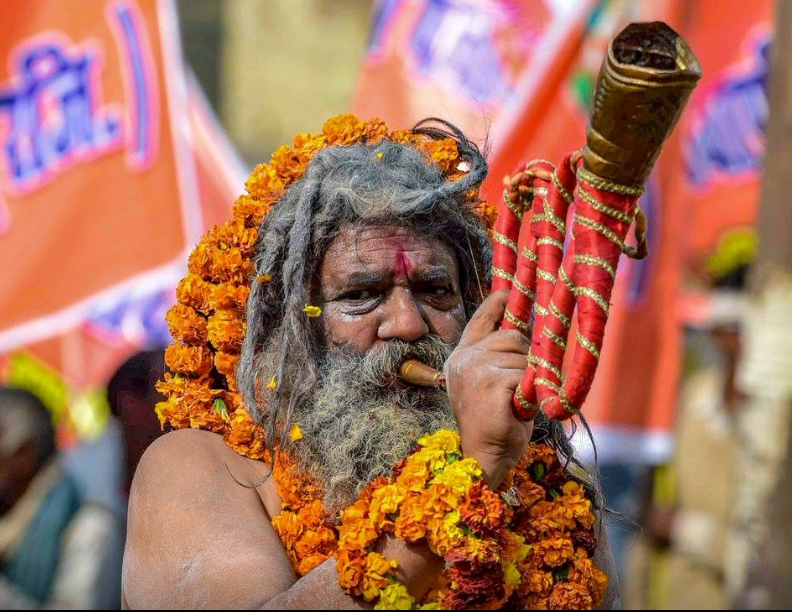 Kumbh Mela: The flow of humanity 7