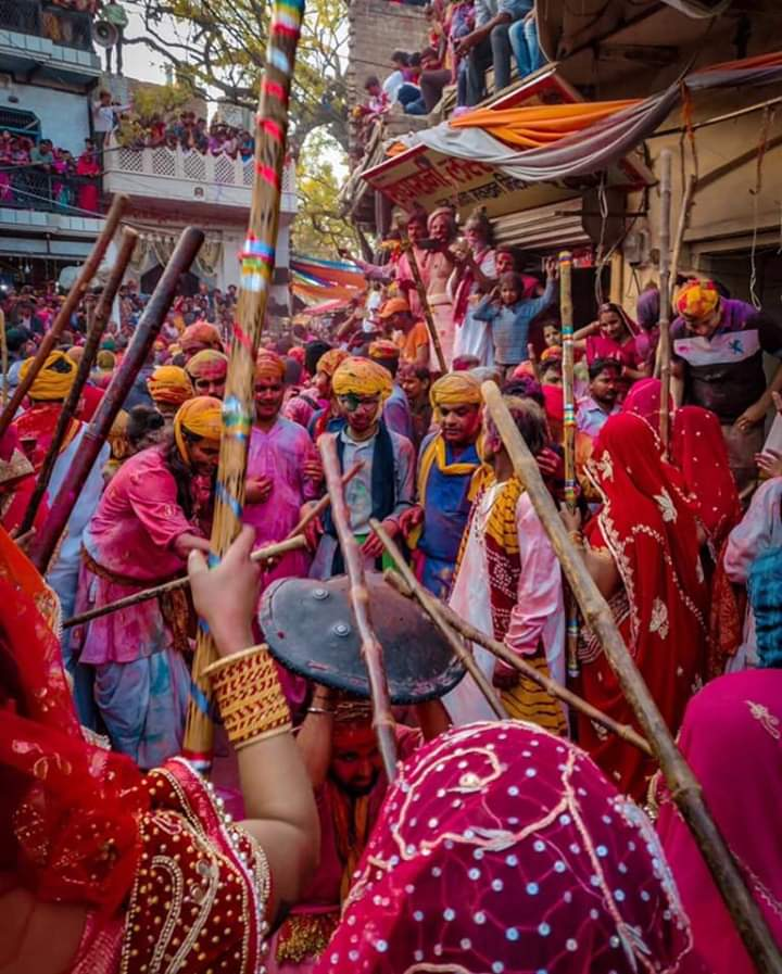 Catapult of Holi Mahotsav  in 16 pictures 13
