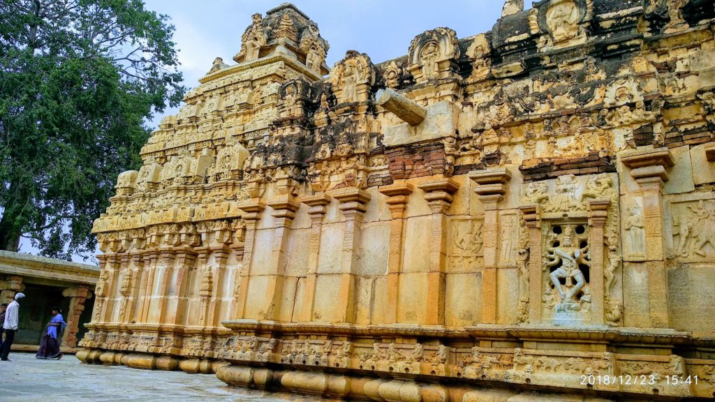 Epic 9th century Sri Bhoga Nandishwara Temple 7