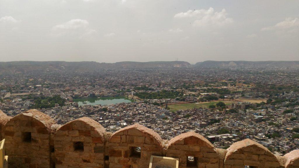 Nahargarh Fort In Jaipur, Rajasthan 6