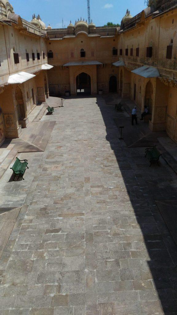 Nahargarh Fort In Jaipur, Rajasthan 2
