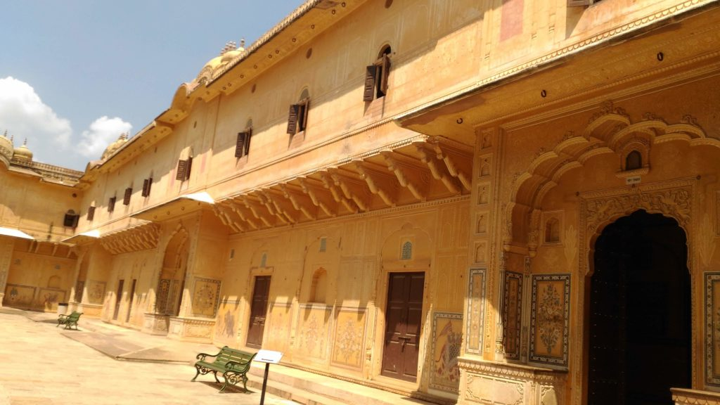 Nahargarh Fort In Jaipur, Rajasthan 4