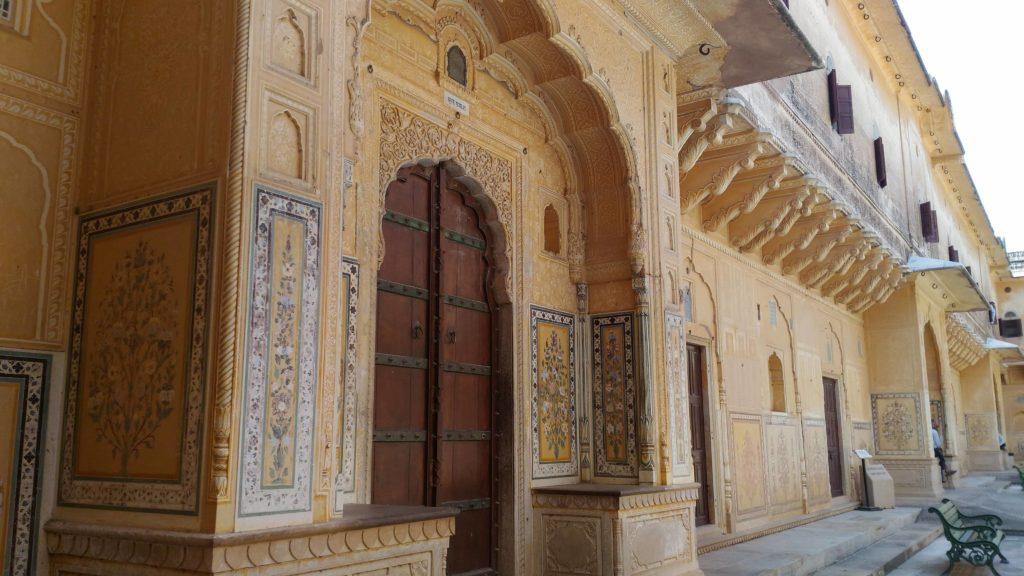 Nahargarh Fort In Jaipur, Rajasthan 3