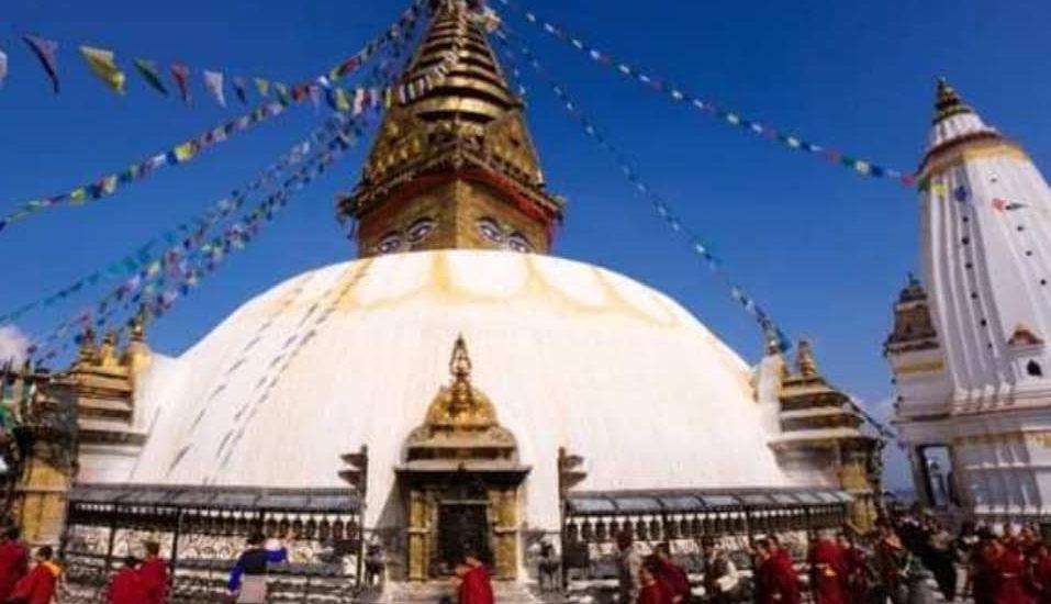Astonishing Walk To Nepal in 1996 1