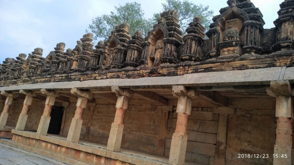 Epic 9th century Sri Bhoga Nandishwara Temple 6