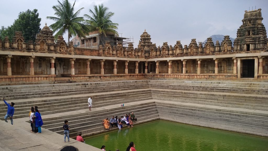 Epic 9th century Sri Bhoga Nandishwara Temple 5