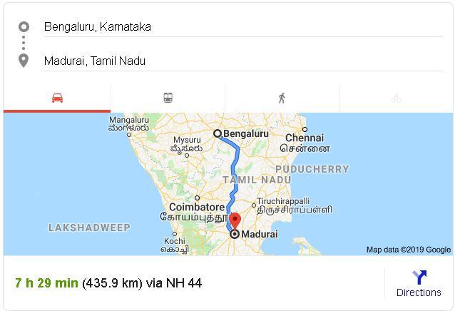 Road Trip: Bangalore to Madurai 2