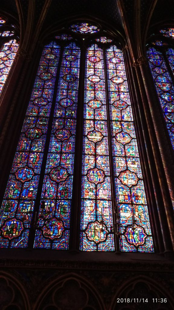 Sneak-peek into 12 century Gem of Sainte -Chapelle 5