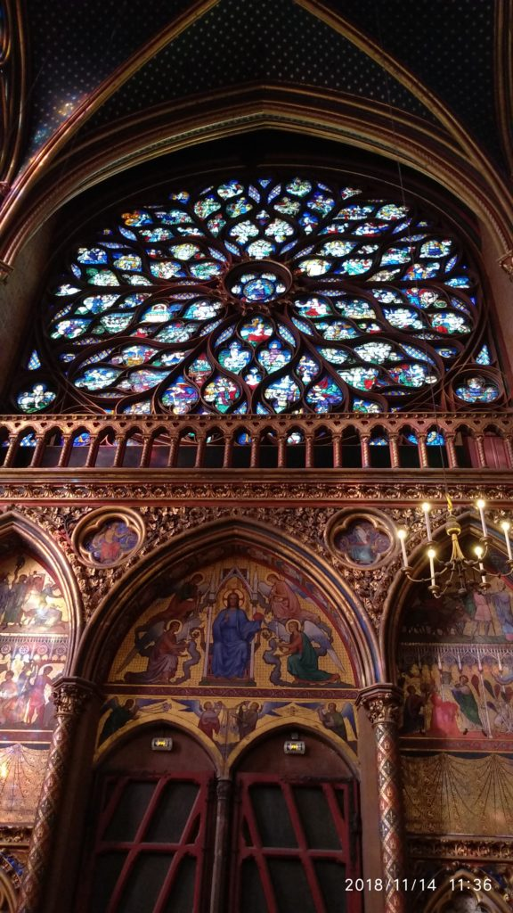 Sneak-peek into 12 century Gem of Sainte -Chapelle 3