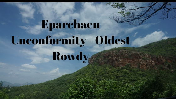 Astonishing Eparchaen Unconformity- 1600  Million Old Rowdy 1